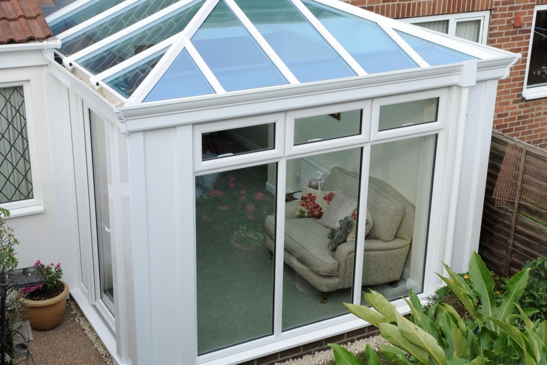 Different Types Of Conservatories Conservatory Roofs Upvc