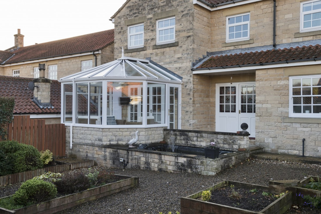 Different Types of Conservatories & Conservatory Roofs - UPVC